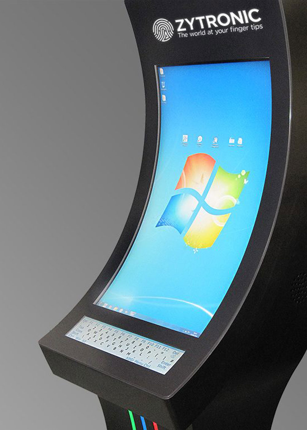 Zytronic touchscreen