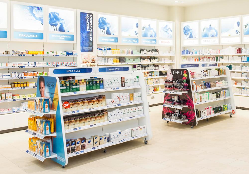BENU pharmacy products