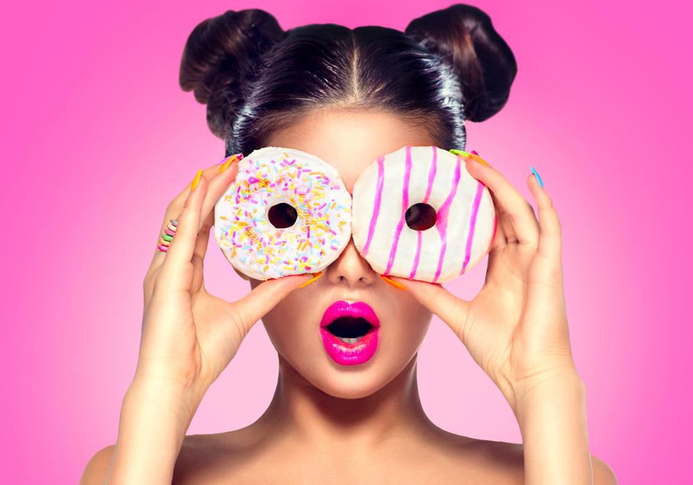 BH2 Bournemouth doughnut branding image