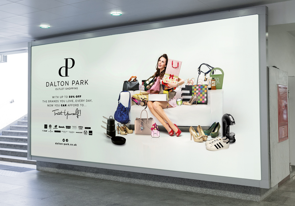 Dalton Park poster advertisement