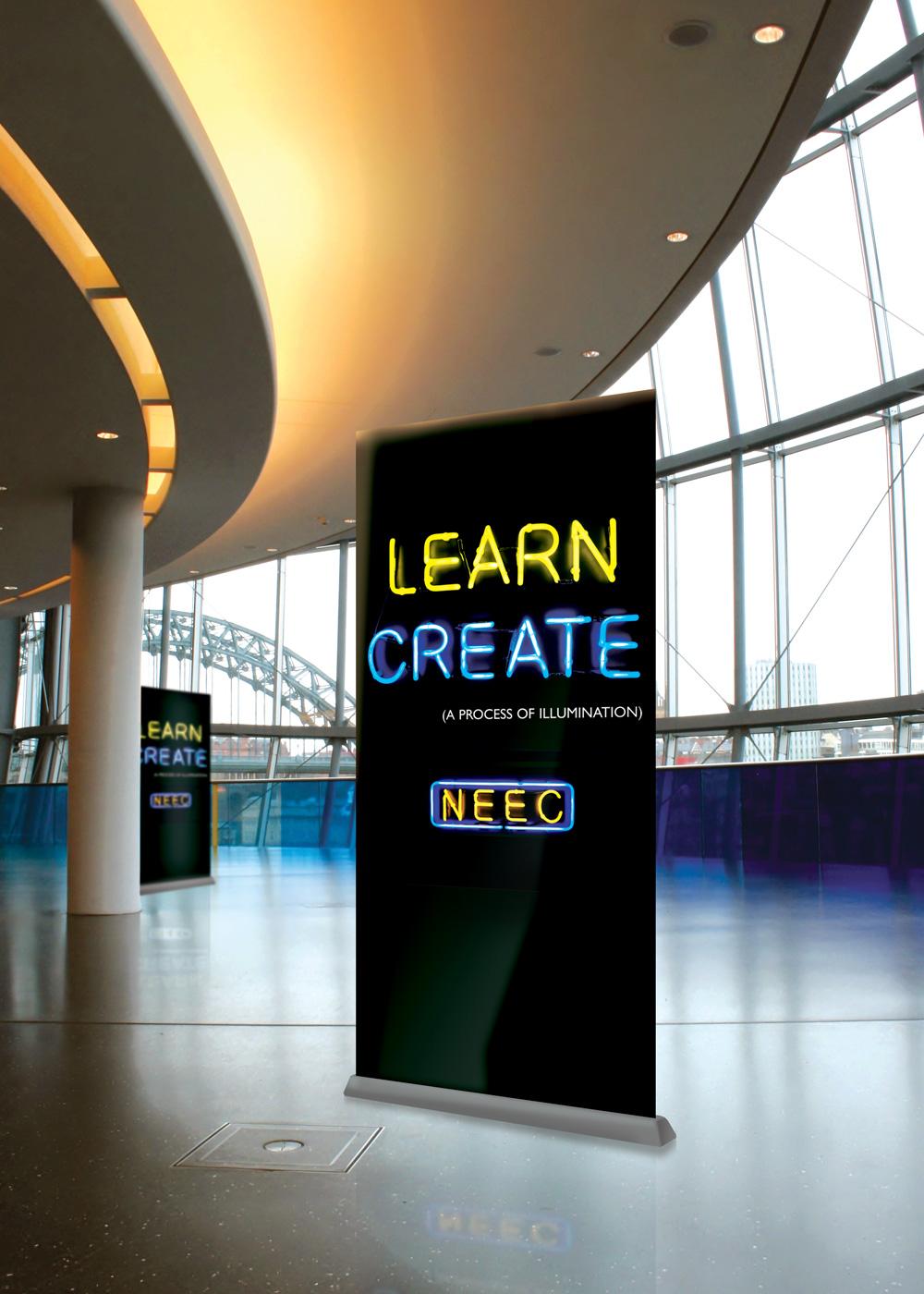 NEEC poster banner