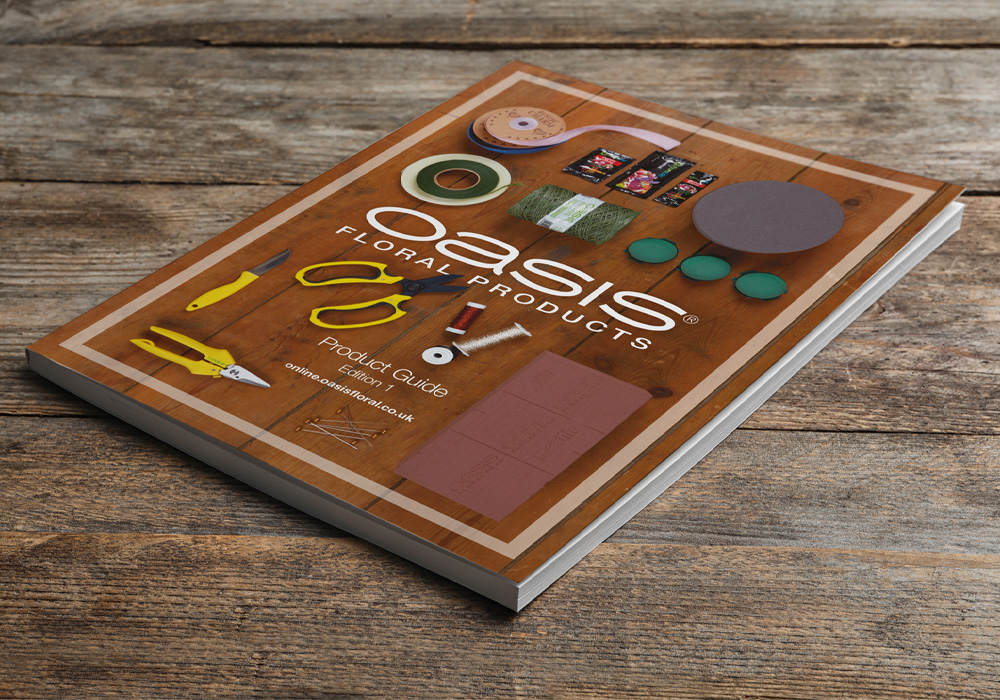 OASIS wholesale product brochure to illustrate text