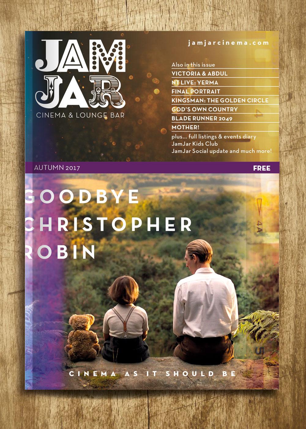 Jam Jar Cinema Programme