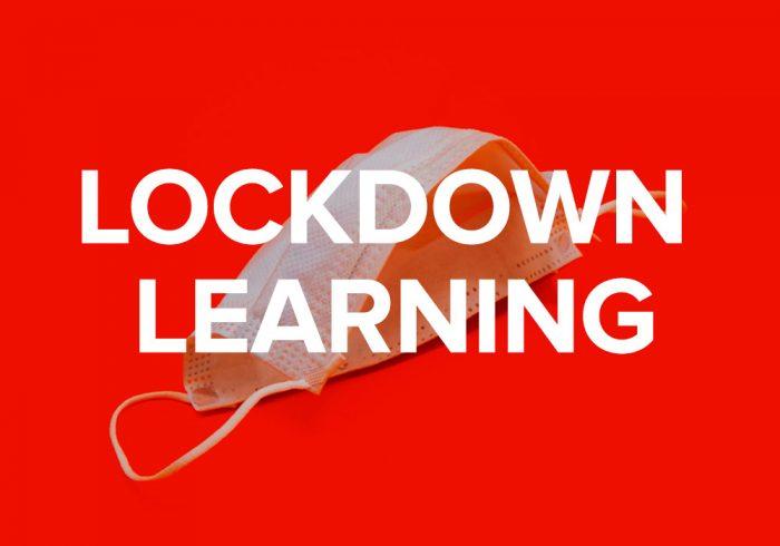 lockdown learning thumbnail