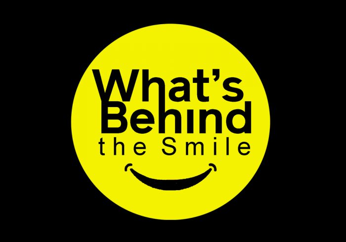 Whats Behind The Smile Logo